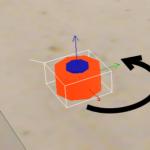 [V-REP] モータを作る(トルク制御)